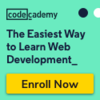 Copiose suggests Codecademy